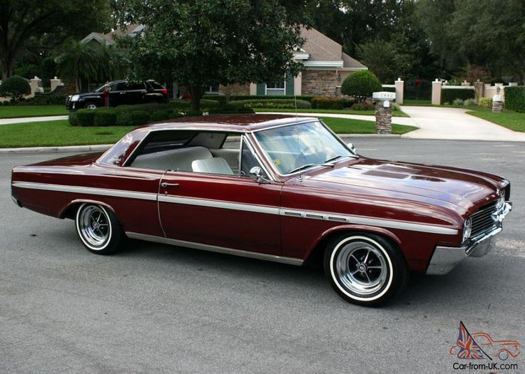 1964 Buick Skylark Sport Coupe                                                                                                                                                     More