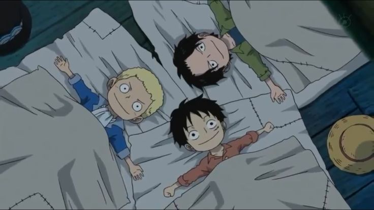 ASL, Ace, Sabo & Luffy, One Piece