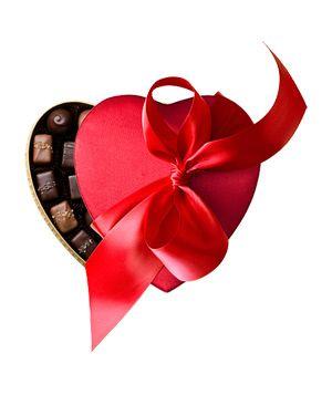 Fran's Chocolates Red Satin Heart Truffles and CaramelsHappy Valentine'S, Ideas, Heart Truffles, Red Satin, Local Wallflour, Fran Chocolates, Heart Candies, Homemade Candies, Chocolates Red