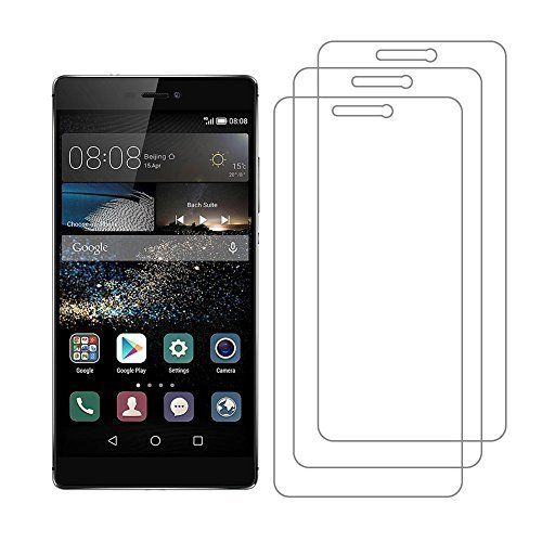 Huawei P8 Smartphone (5,2 Zoll (13,2 cm) Touch-Display, 16 GB Speicher, Android 5.0) ,Mystic Champagne(Zertifiziert und Generalüberholt)
