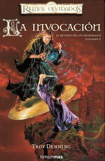 Cazadora De Libros y Magia: La Invocación - Saga Reinos Olvidados - El Retorno...