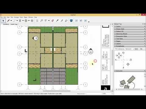 Download Gambar Kerja Rumah Type 36 Dwg - Sekitar Rumah