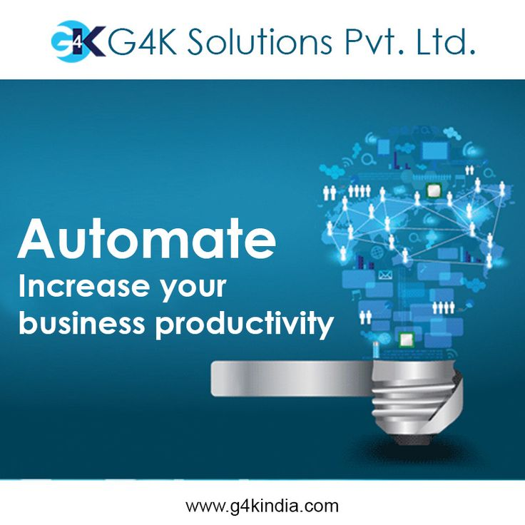 Automate, Increase your business productivity  Platform to grow your business.  Our platform, your business. http://www.g4kindia.com   #business #automation #b2b #b2c