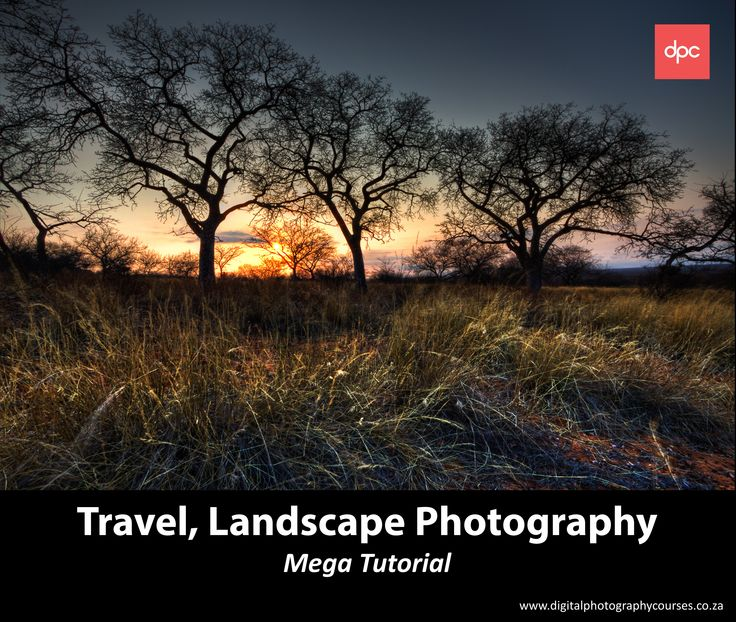 Travel and Landscape Photography | Mega Article  Tutorial by Danie Bester, covering technical and creative aspects of travel and landscape photography; from choosing the best locations and finding the best light, it also covers camera gear, settings and creative techniques.