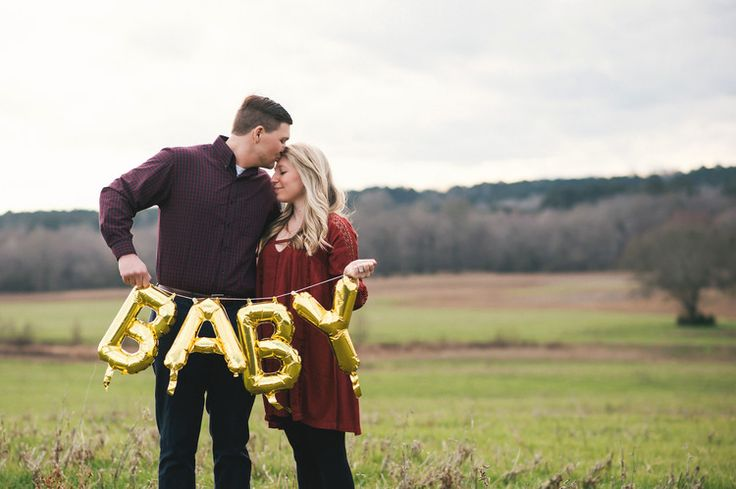 pregnancy announcement session // covington, ga (ashley white)