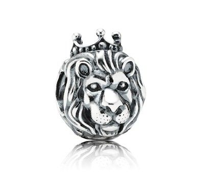 Pandora Lion Charm 791377 at John Greed Jewellery