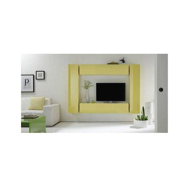 Les 25 meilleures id es de la cat gorie meuble tv colonne for Meuble mural rectangulaire