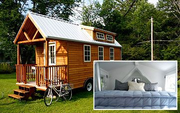 274 Best Images About Tiny Homes On Pinterest