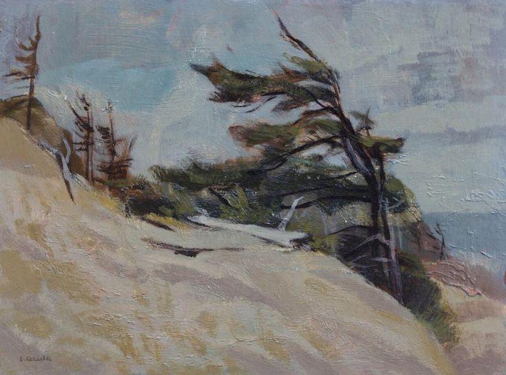 Alan Collier; Edge of the Sea