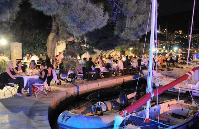 Orsan Restaurant, Dubrovnik, Croatia