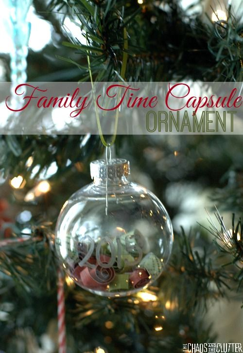 Christmas Ornament Crafts For  Year Olds