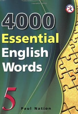4000 Essential English Words is a six-book series that is designed to focus on practical high-frequency words to enhance the vocabulary of learners from high beginning to advance levels. The series presents a variety of words that cover a large percentage of the words that can be found in many spoken or written texts. Thus, after mastering these target words, learners will be able to fully understand vocabulary items when they encounter them in written and spoken form.