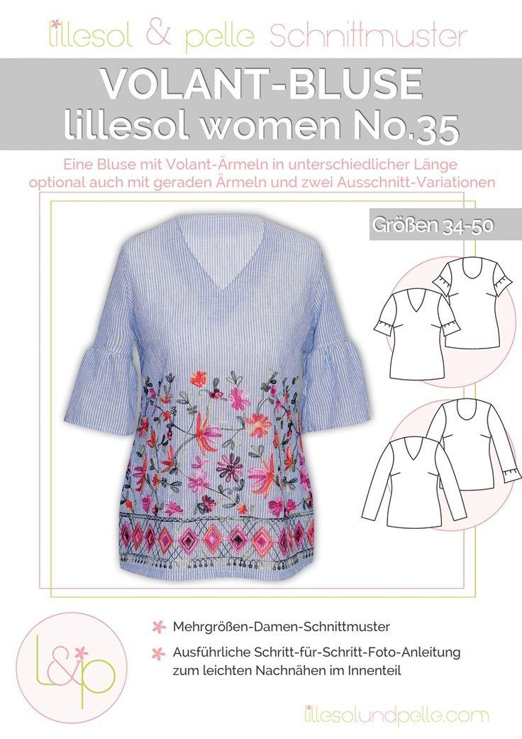 1085 best lillesol women Schnittmuster Damen images on Pinterest