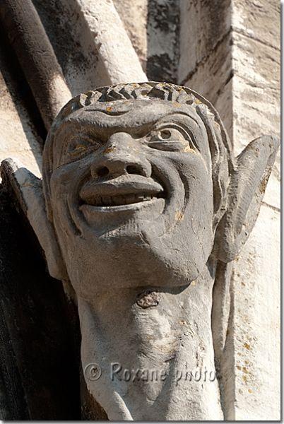 Collégiale Notre Dame des Andelys | Chimeras, Gargoyles ...