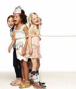 Stella McCartney voor kleintjes, #lindamagazine