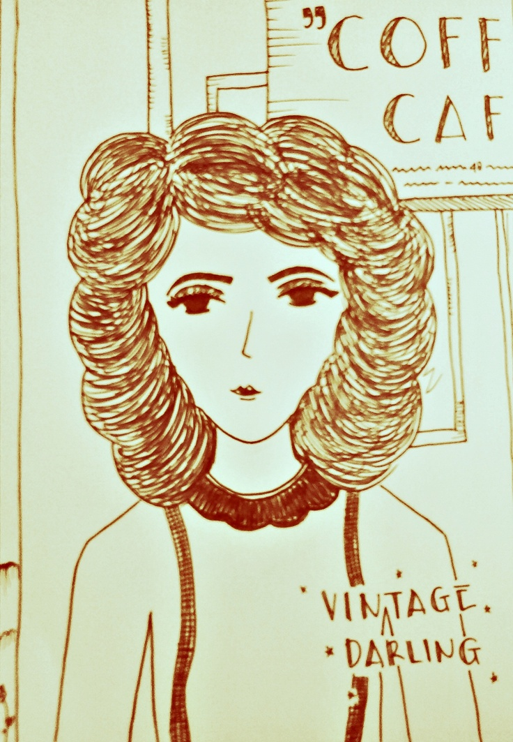 vintage darling <3