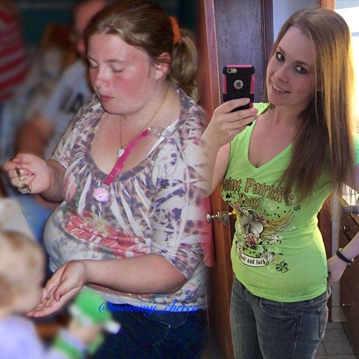 cheree strydom weight loss