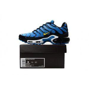 Nike+Air+Max+Plus+TXT+TN+KPU+Navy+Blue+Black+Men+Sneakers+Running+Trainers+Shoes