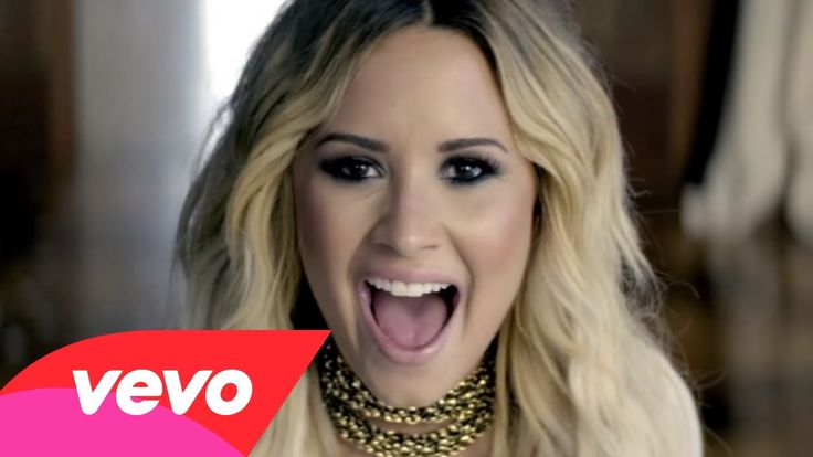 Demi Lovato - Let It Go [Frozen Soundtrack] (Official Video) This is better than Idina Menzel!