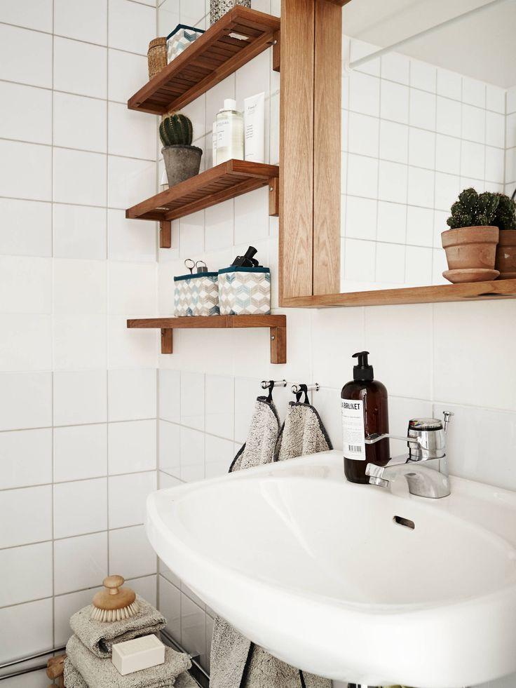 Wooden storage in the bathroom 94 best