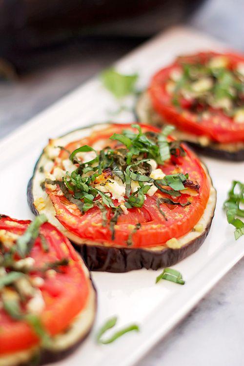 ナスとトマトとフェタチーズのローストのレシピ                                                                                                                                                                                 もっと見る
