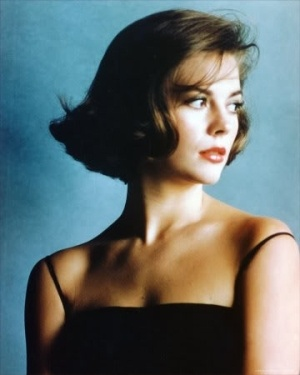 Natalie Wood. Sorry I am obsessing. She just gets to me every 4 years or so. Like Raquel Welch or Jackie o