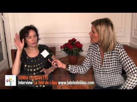 Le rôle de l'intuition et comment développer son 6ème sens! Sonia Choquette, Paris - YouTube