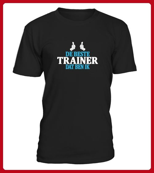 De beste trainer dat ben ik - Eishockey shirts (*Partner-Link)