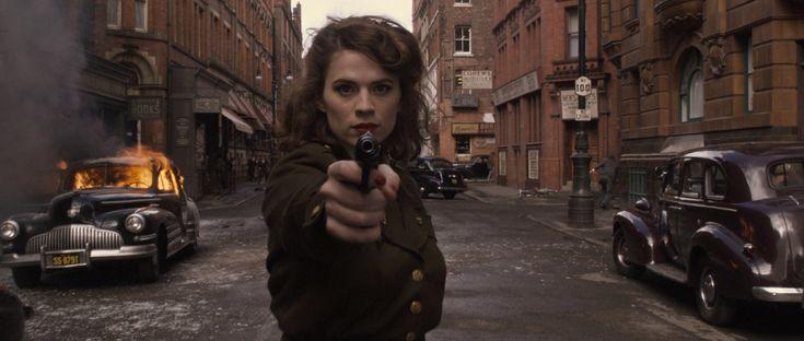 images of agent carter | Agent Carter et Scream : on fait le point sur ces deux nouvelles ...