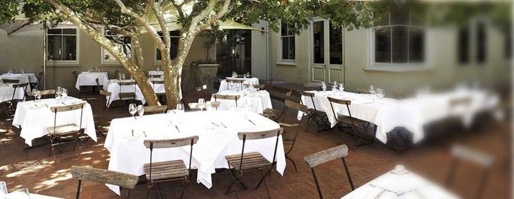 Reuben's Restaurant - Franschhoek, South Africa