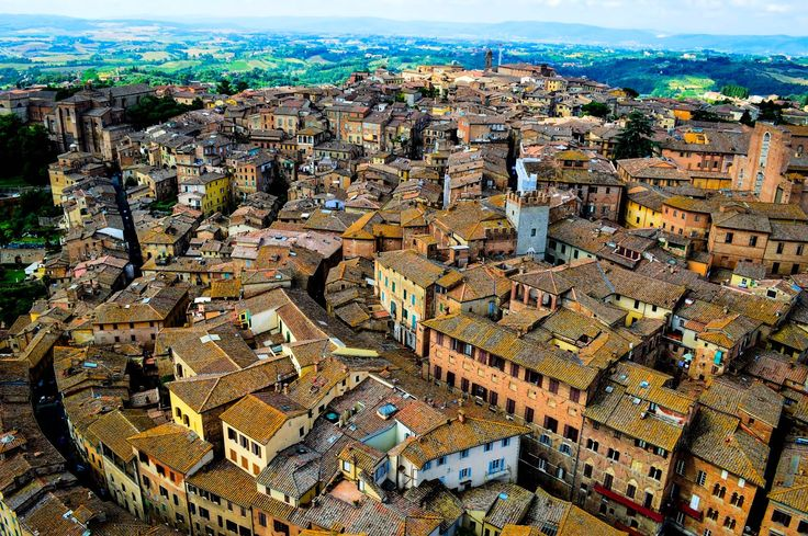 My time in the beautiful Siena, Italy and a little list of what to do on your visit!