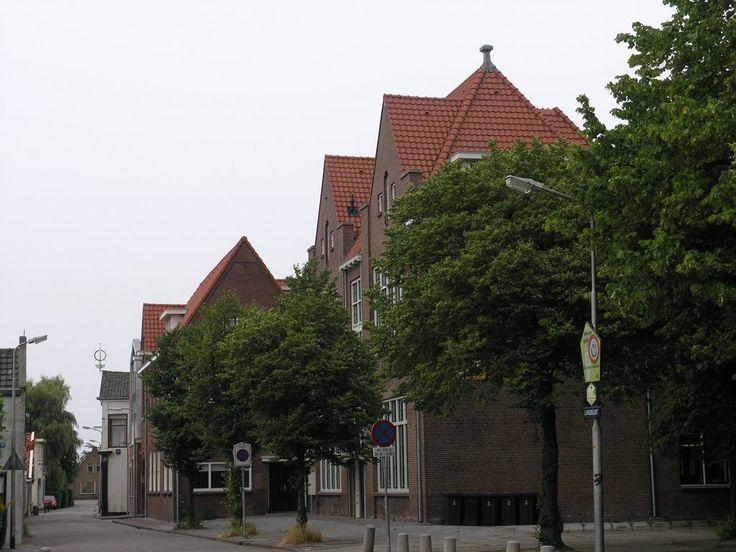 voormalige school aan de Langebuurt Uitgeest