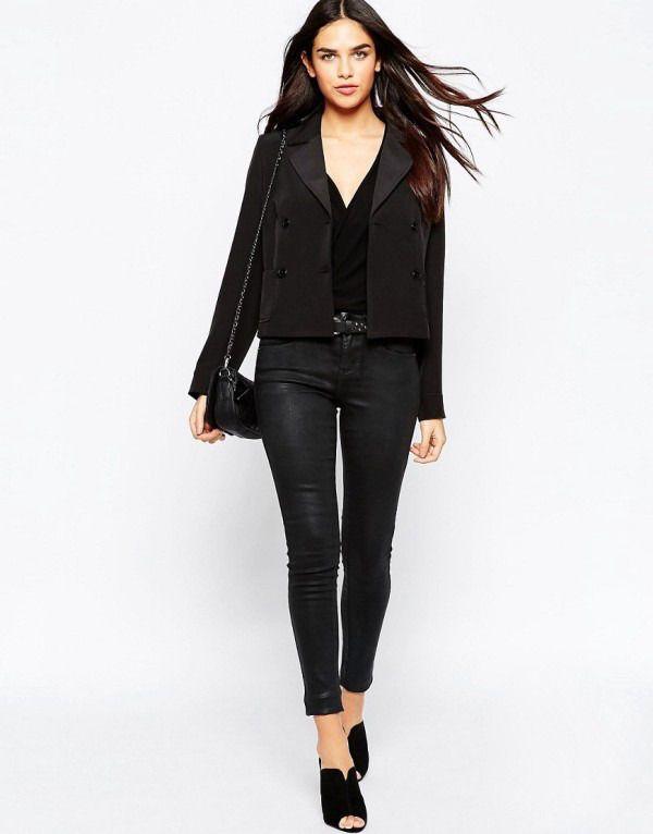 Черные наряды: мистика, загадочность и элегантность - мода, модные вещи, черные вещи, одежда черного цвета, маленькое черное платье