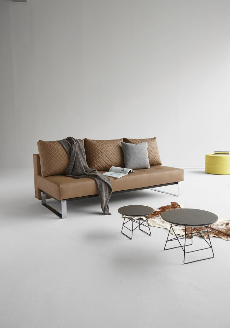 Leather Sofa The Supremax Q sofabed from Innovation Living USA is all about stylish fort sohomod