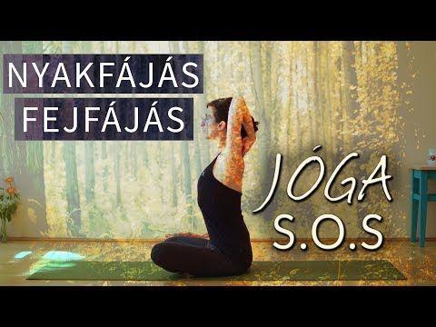 Nyakfájás, fejfájás - MÁS jóga - YouTube