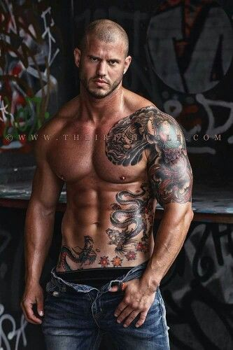 600 best images about tattoos 01 on pinterest for Naked men tattoo