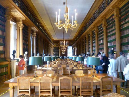 Bibliothèque Mazarine, JEP 2011