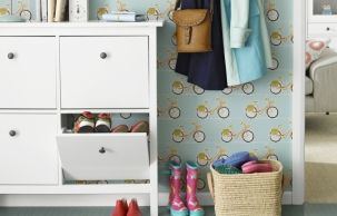 Out-of-the-Box Solution: Slim Shoe Cabinet