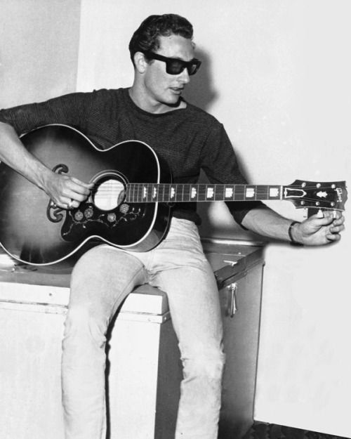 Buddy Holly, 1958