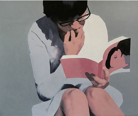 painting by Jarek Puczel