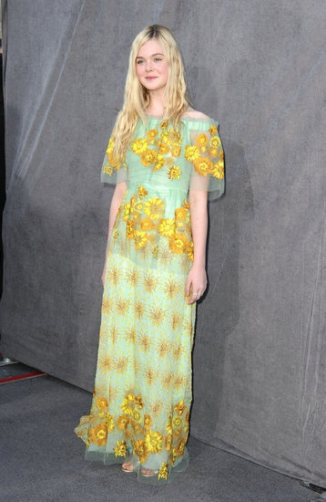elle in rodarte: Sweet, Pattern, Style, Fashion Baby, Models Photo, Rodarte, Fashion And, Elle Fanning