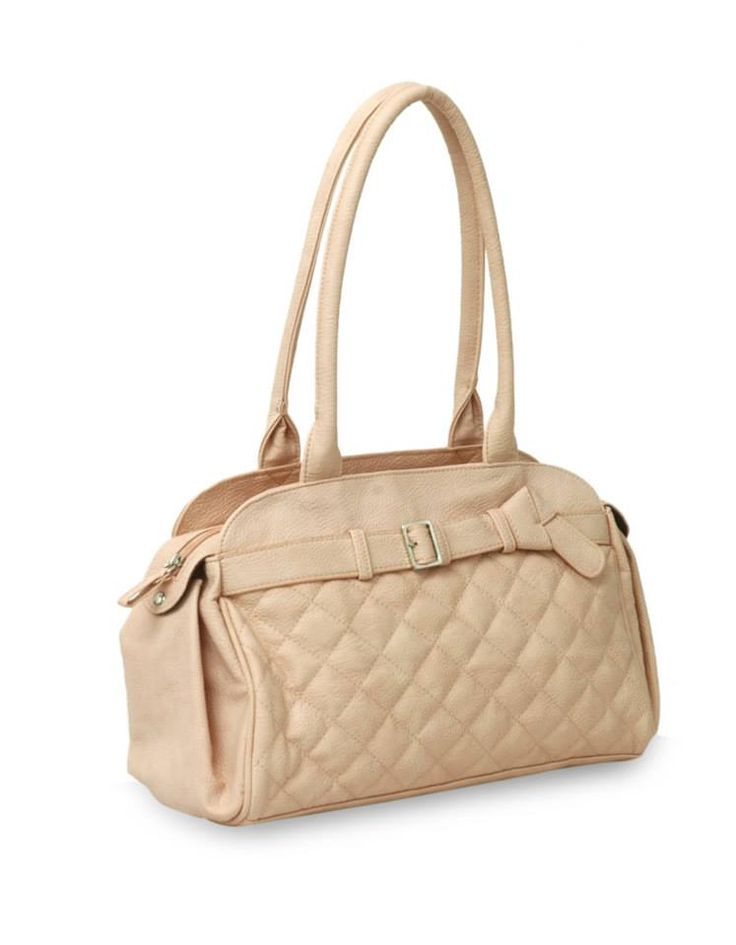 A light pink handbag by Baggit