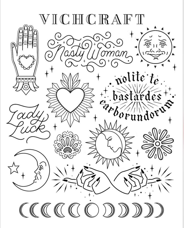 """439 Likes, 10 Comments - Jenna Blazevich (@vichcraft) on Instagram: """"Cincinnati! Here's the first of two flash sheets I designed and donated to @whitewhaletattoo's…"""""""