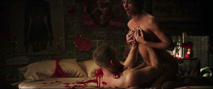 Morena Baccarin sex scene - Deadpool
