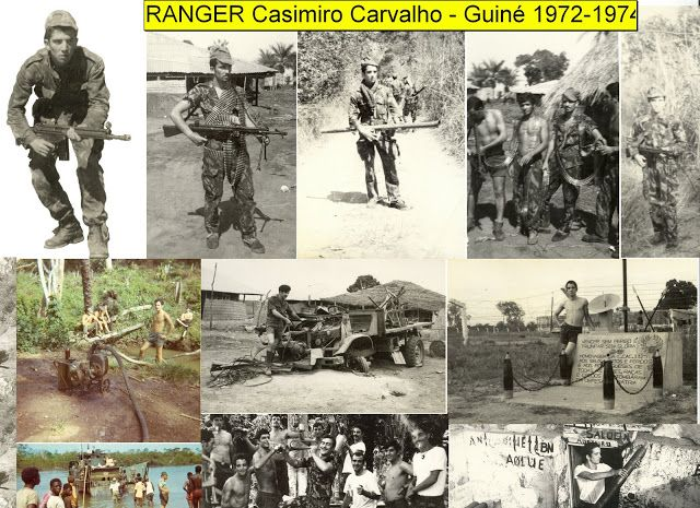 RANGER Casimiro Carvalho