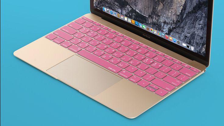 DEVOL / for MacBook 12-inch color :pink