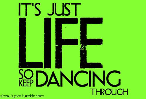 Dancing Through Life - Wicked
