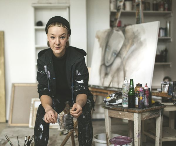 Lena Brauner, one of the most wonderful artists! <3