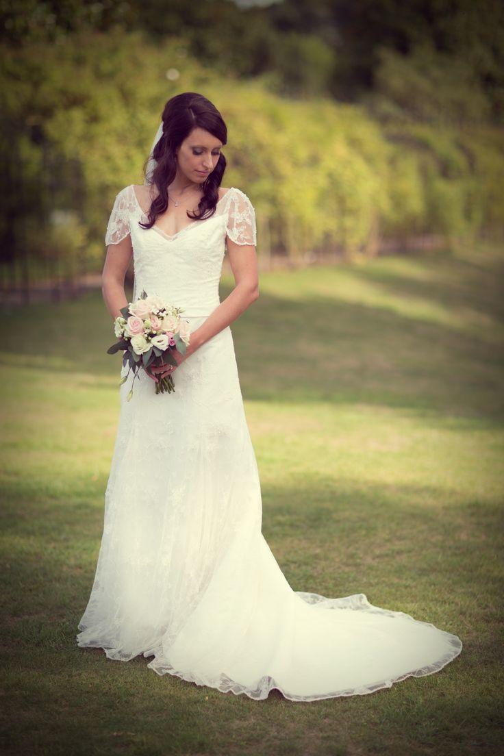 8 best images about vintage wedding dresses on pinterest for French vintage wedding dresses