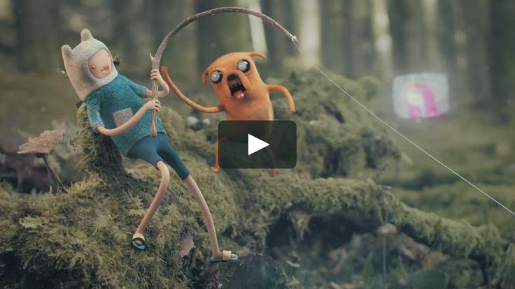 Luca Struchen, Simon Ott, Chris Unternährer, Markus Graf See all Credits here: https://wiki.animation.hslu.ch/index.php?title=Cartoon_Network_Ident_-_Forest